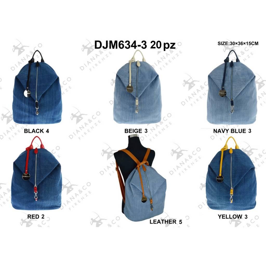 Diana&Co DJM634-3 Mixed colors 20 pcs