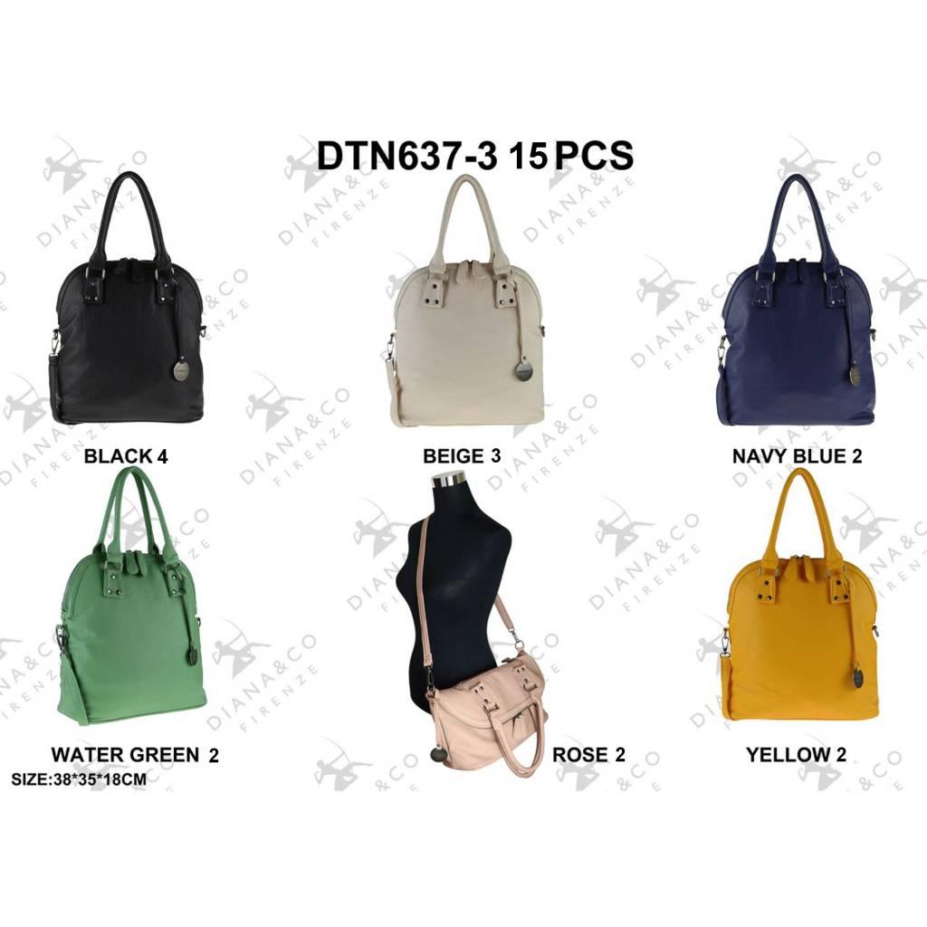 Diana&Co DTN637-3 Mixed colors 15 pcs