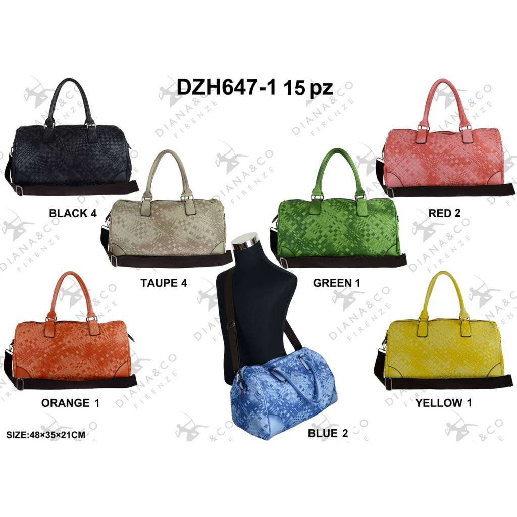 Diana&Co DZH647-1 Mixed colors 15 pcs