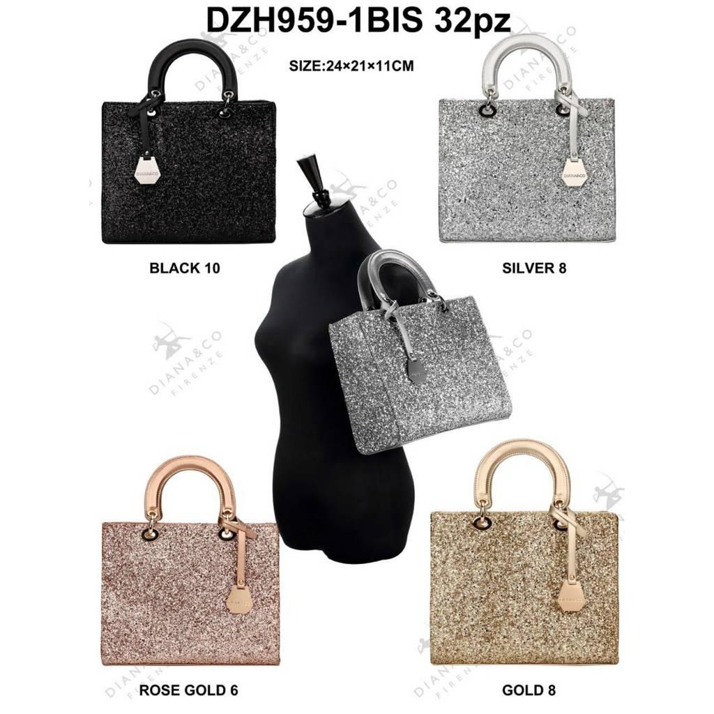 Diana&Co DZH959-1 Bis Mixed Colors 32 pièces