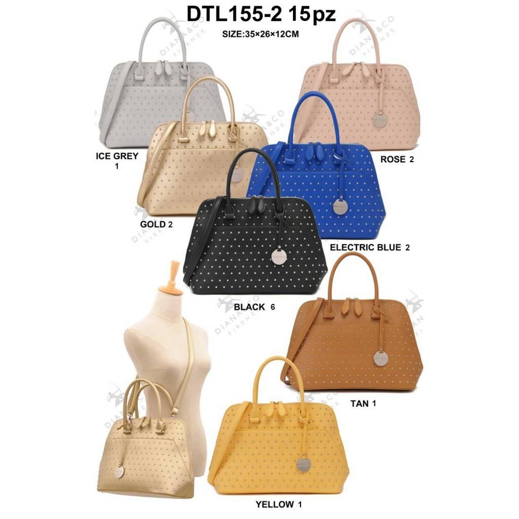 Diana&Co DTL155-2 Mixed Colors 15 pièces