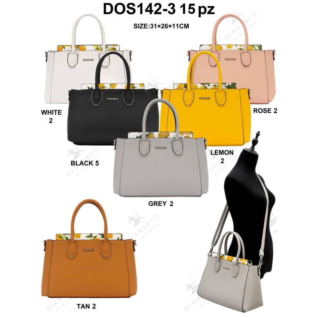 Diana&Co DOS142-3 Mixed Colors 15 Stück