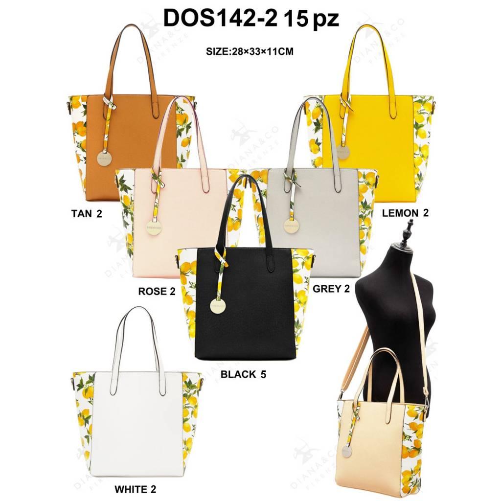 Diana&Co DOS142-2 Mixed Colors 15 Stück