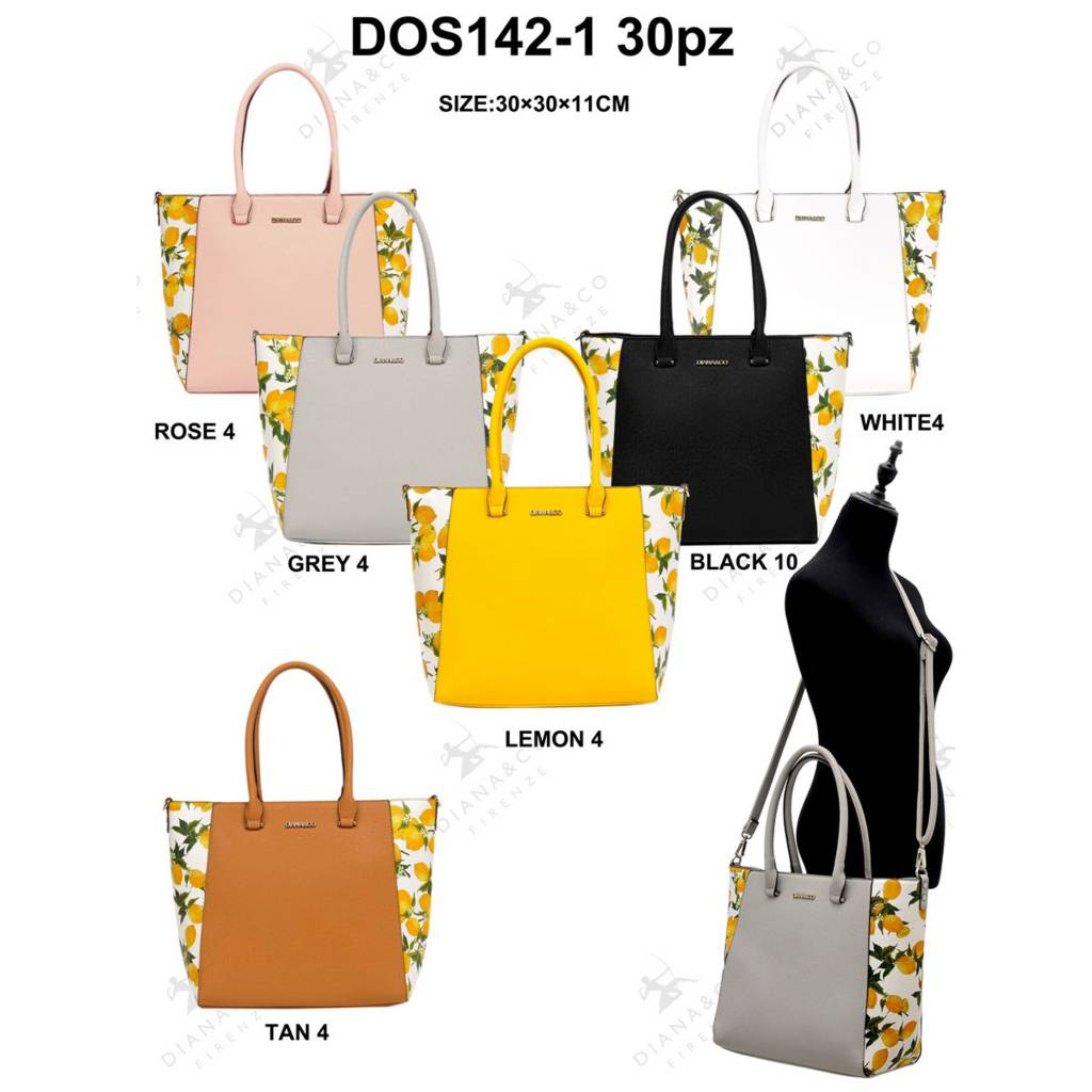 Diana&Co DOS142-1 Mixed Colors 30 pièces