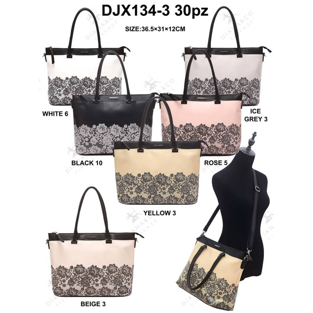 Diana&Co DJX134-3 Mixed Colors 30 Stück