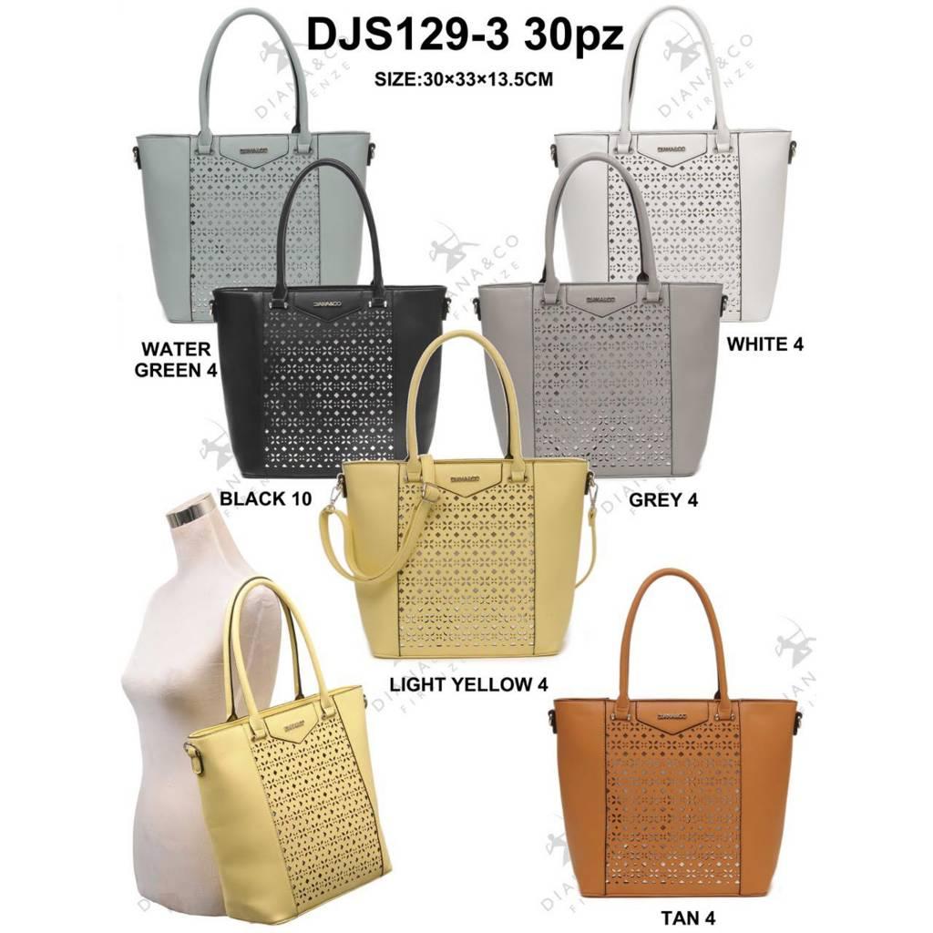 Diana&Co DJS129-3 Mixed Colors 30 pieces