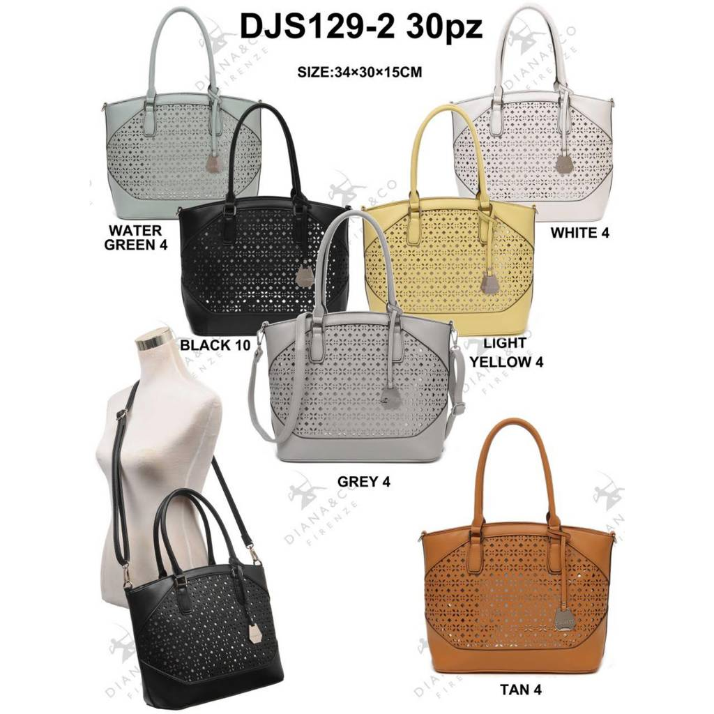 Diana&Co DJS129-2 Mixed Colors 30 Stück