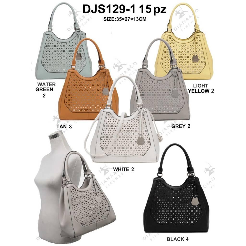 Diana&Co DJS129-1 Mixed Colors 15 pièces