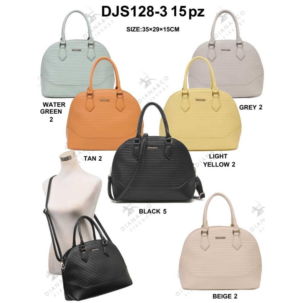 Diana&Co DJS128-3 Mixed Colors 15 pieces