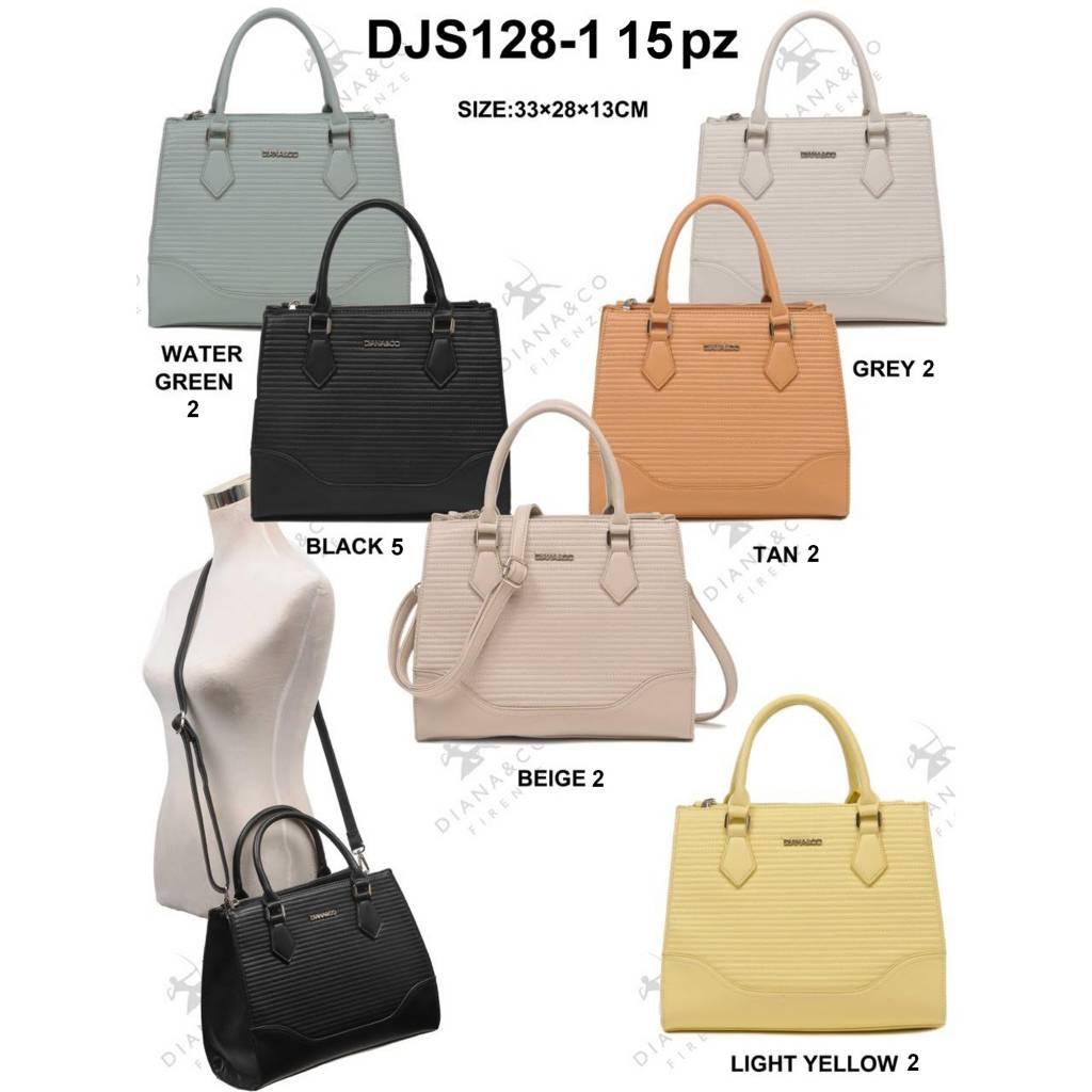 Diana&Co DJS128-1 Mixed Colors 15 Stück