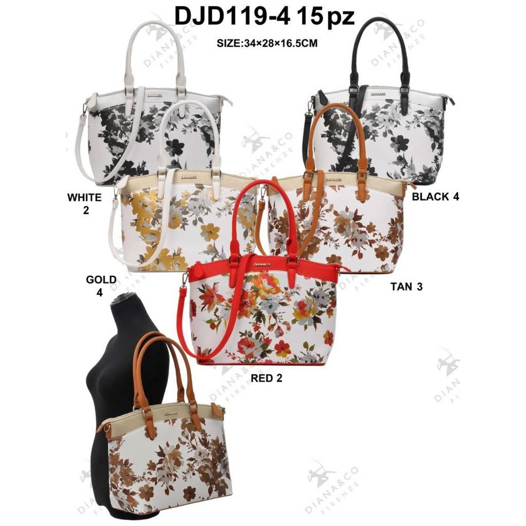 Diana&Co DJD119-4 Mixed Colors 15 pieces