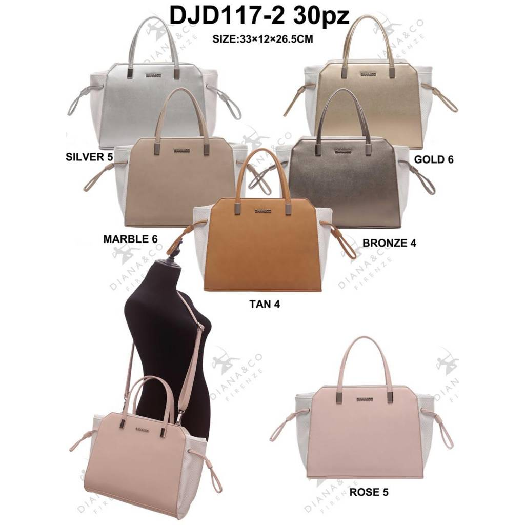 Diana&Co DJD117-2 Mixed Colors 30 Stück