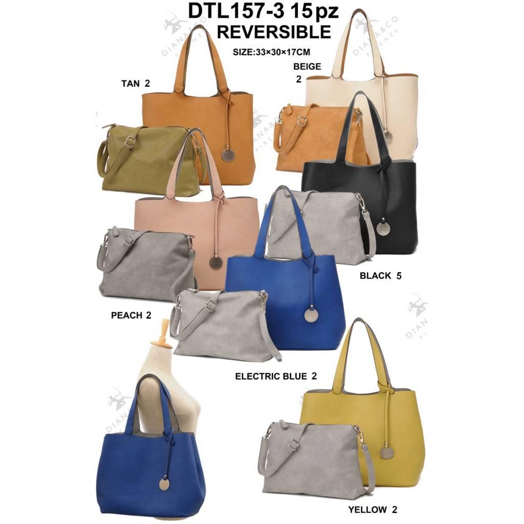 Diana&Co DTL157-3 Mischfarben 15 Stück