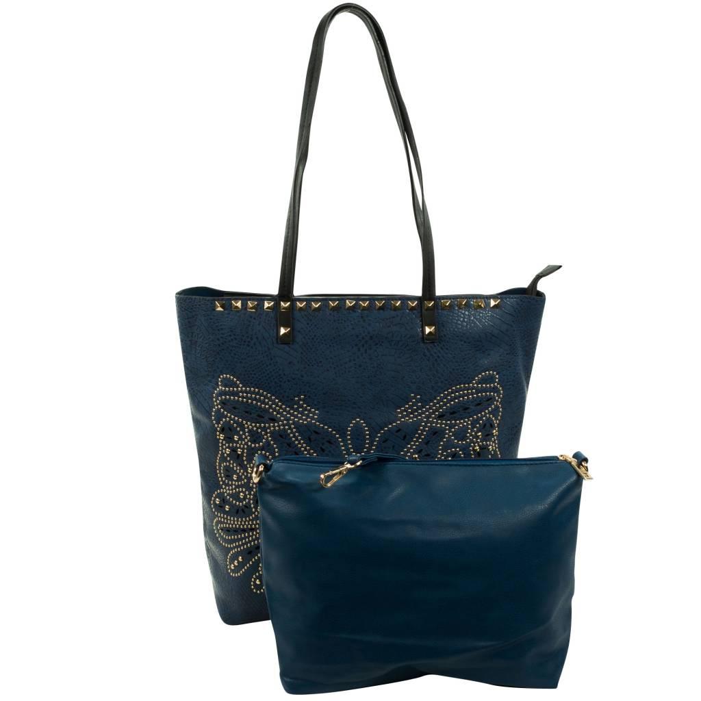 Chantal Moda 8102-1 Blue