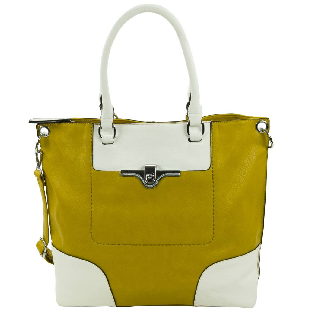 Valentina Fashion A059-16# Yellow