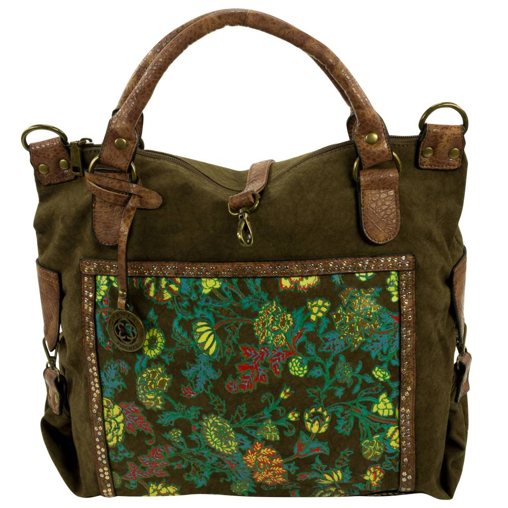 Chantal Moda 1048-1 Brown
