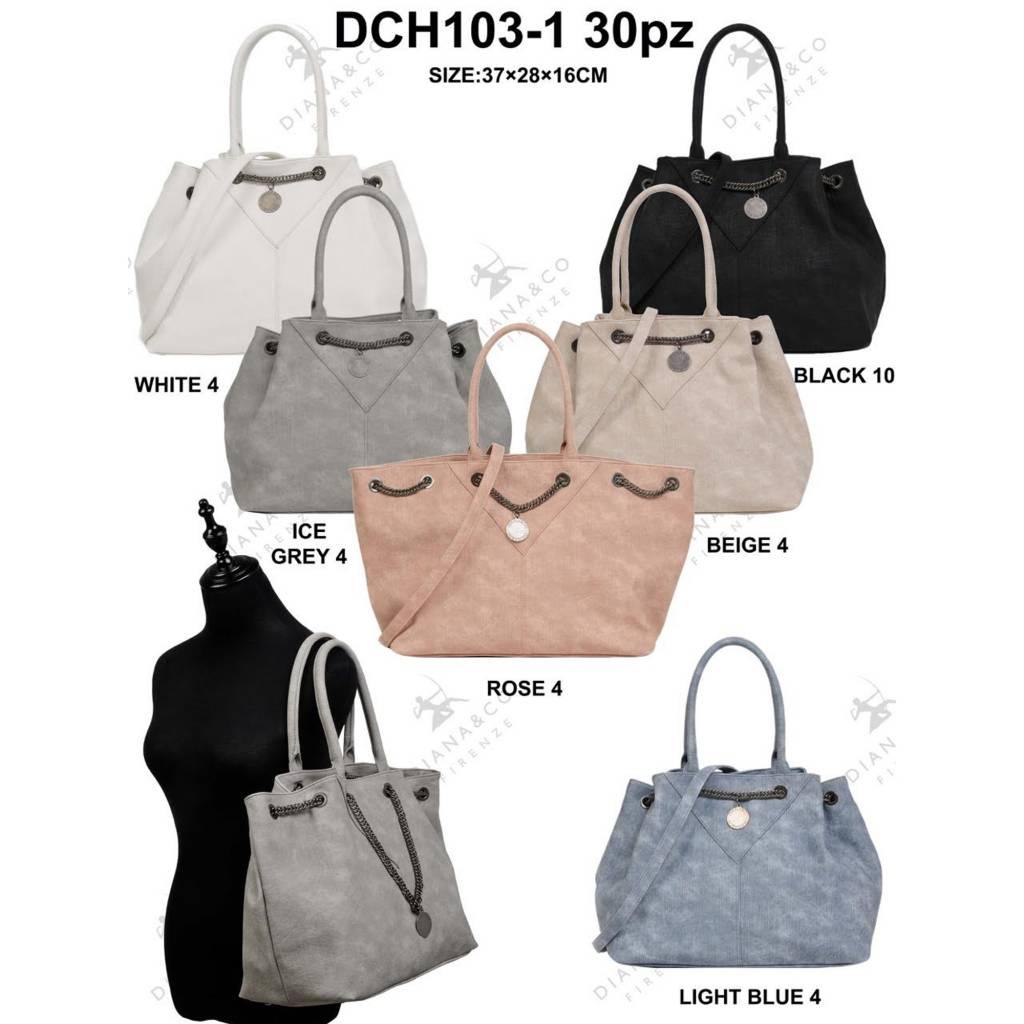 Diana&Co DCH103-1 Mixed Colors 30 Stück