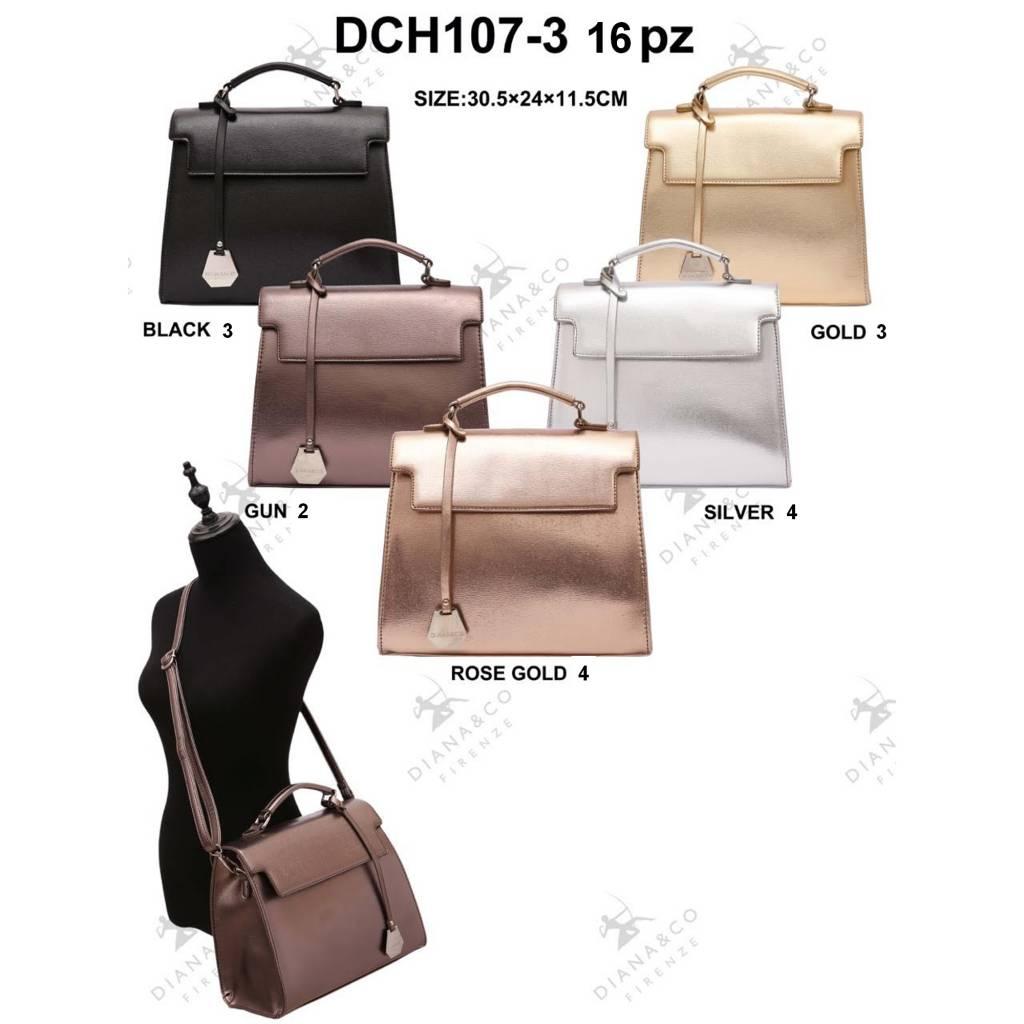 Diana&Co DCH107-3 Mixed Colors 16 pièces
