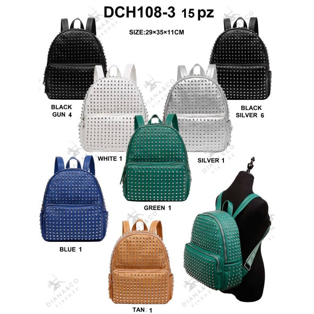 Diana&Co DCH108-3 Mixed Colors 15 Stück