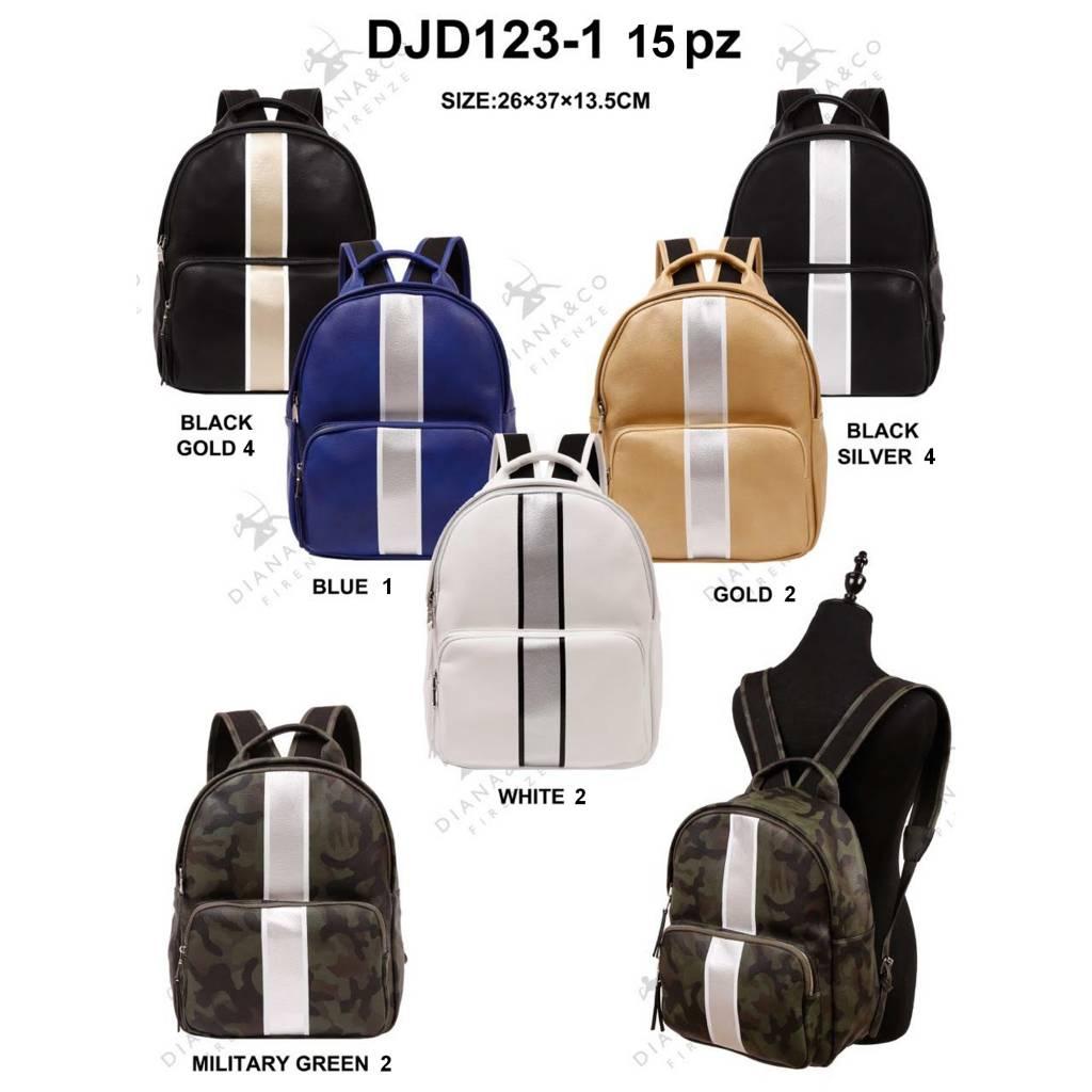 Diana&Co DJD123-1 Mixed Colors 15 pièces