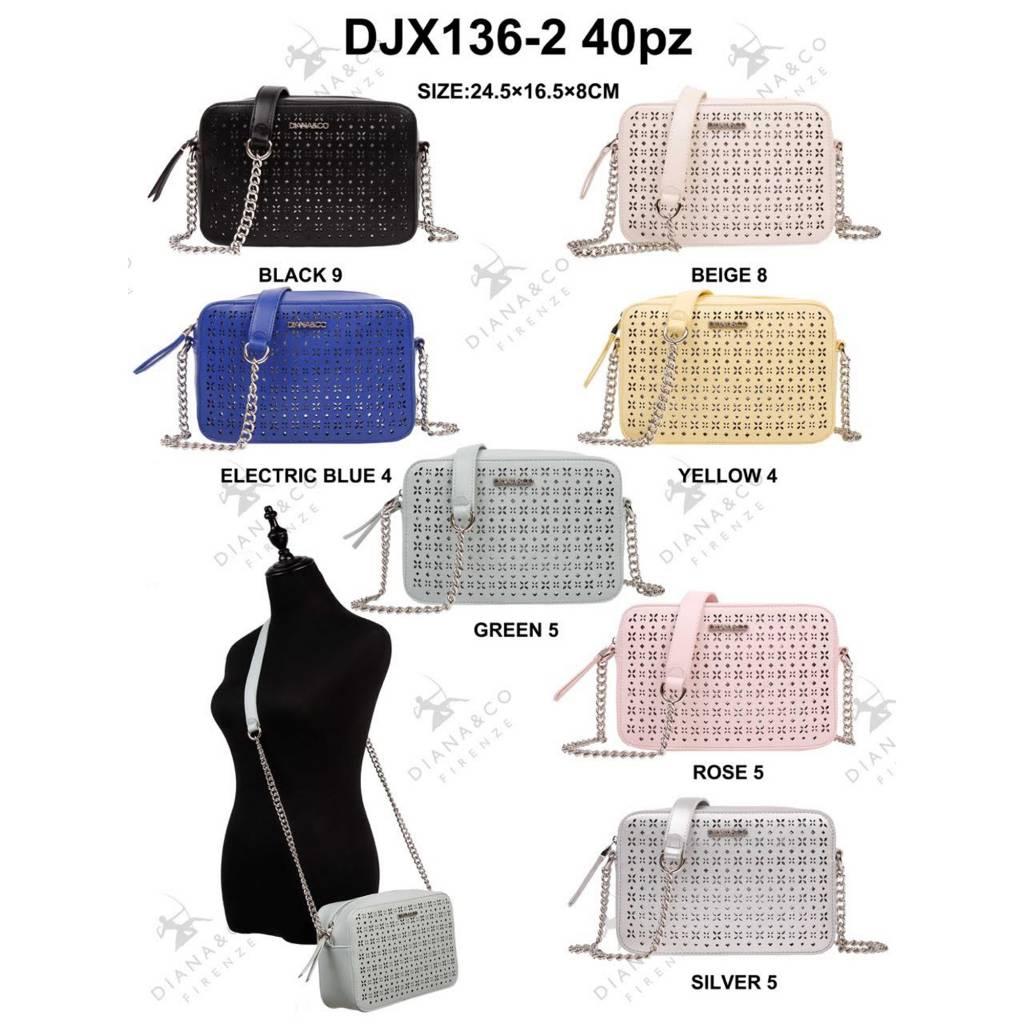 Diana&Co DJX136-2 Mixed Colors 40 Stück