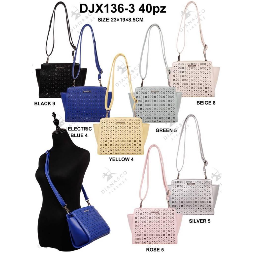 Diana&Co DJX136-3 Mixed Colors 40 pieces