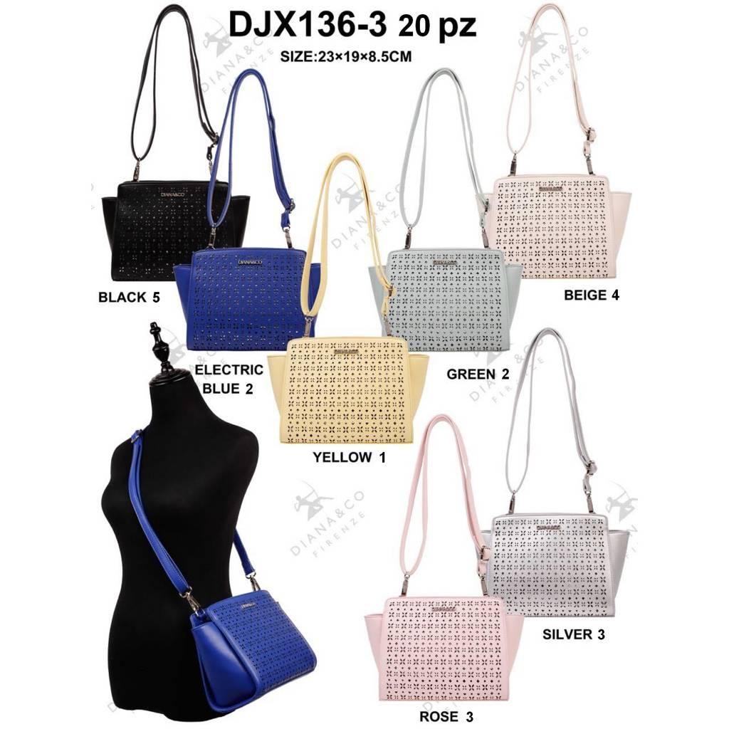 Diana&Co DJX136-3 Mixed Colors 20 Stück