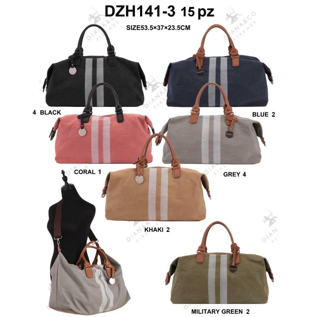 Diana&Co DZH141-3 Mixed Colors 15 pieces