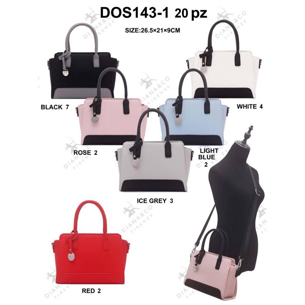 Diana&Co DOS143-1 Mixed Colors 20 Stück