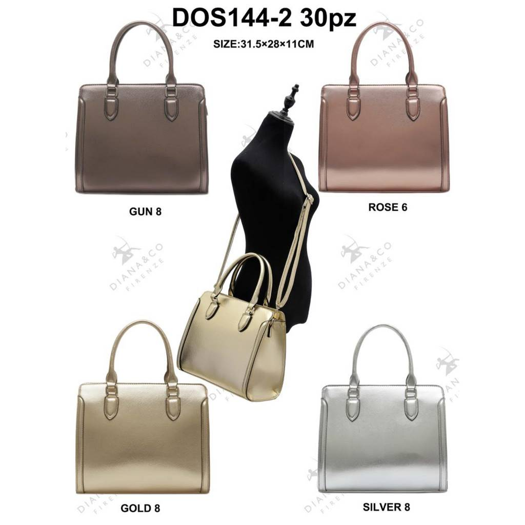 Diana&Co DOS144-2 Mixed Colors 30 pièces