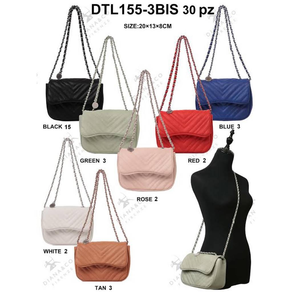 Diana&Co DTL155-3BIS Mixed Colors 30 pièces