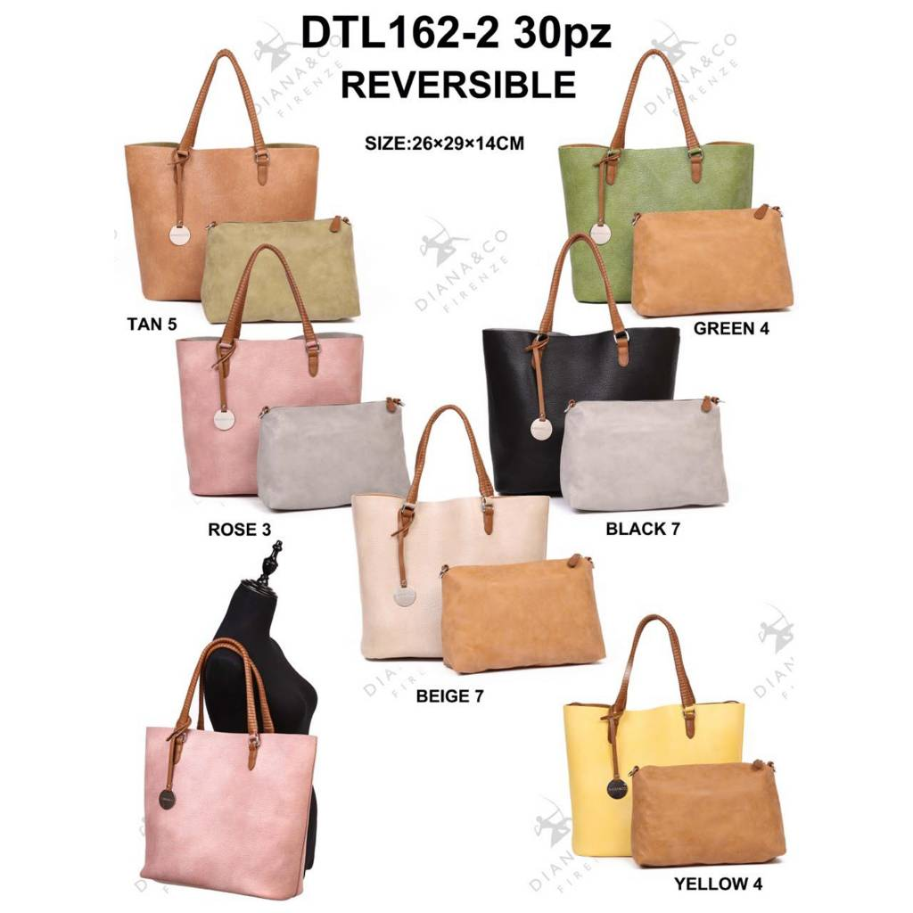 Diana&Co DTL162-2 Mixed Colors 30 pièces