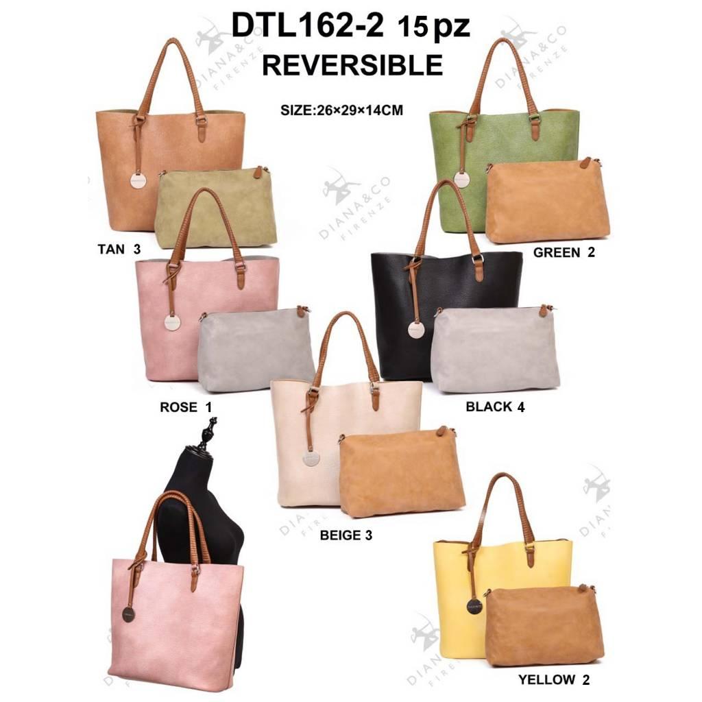 Diana&Co DTL162-2 Mixed Colors 15 pièces