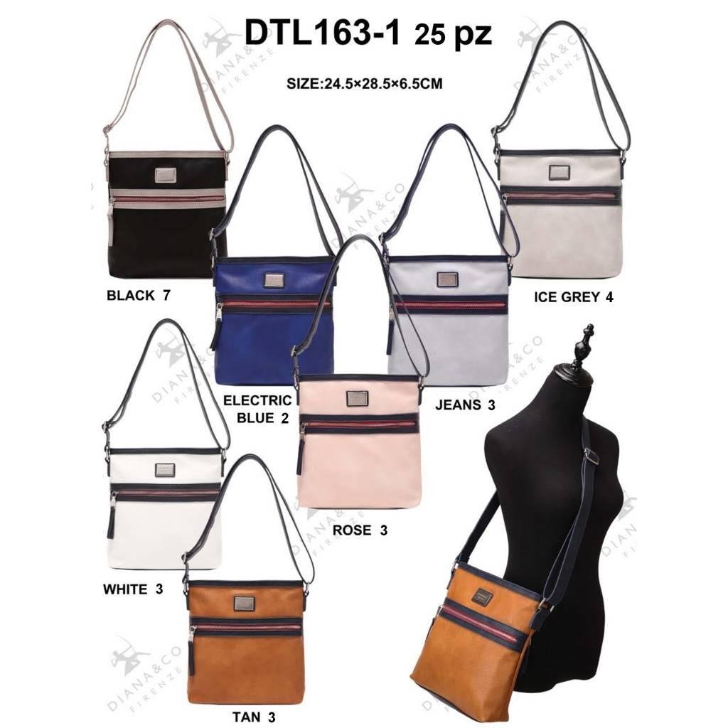 Diana&Co DTL163-1 Mixed Colors 25 pièces