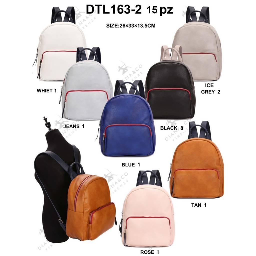 Diana&Co DTL163-2 Mixed Colors 15 pièces