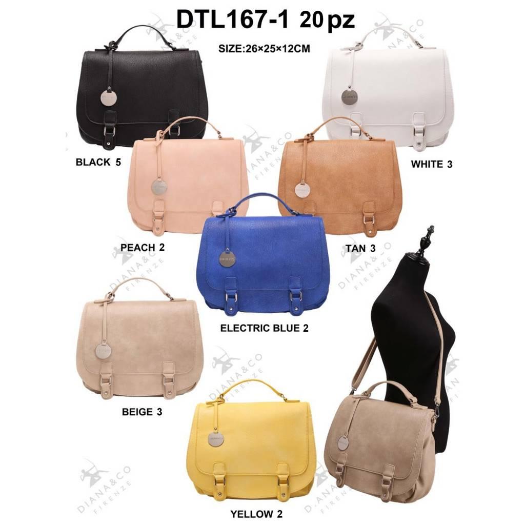 Diana&Co DTL167-1 Mixed Colors 20 pièces