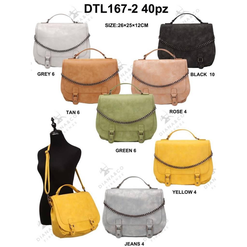 Diana&Co DTL167-2 Mixed Colors 40 pièces