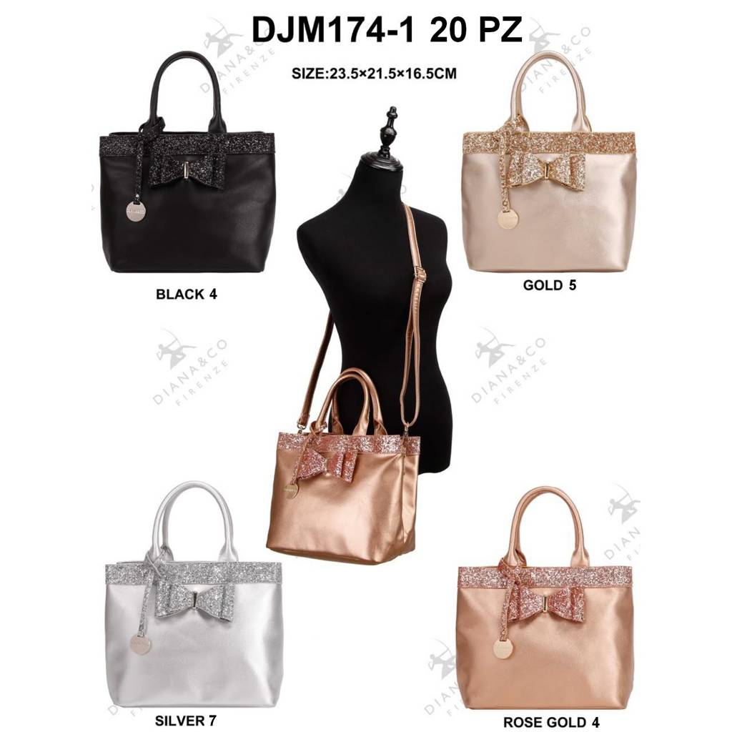 Diana&Co DJM174-1 Mixed Colors 20 Stück