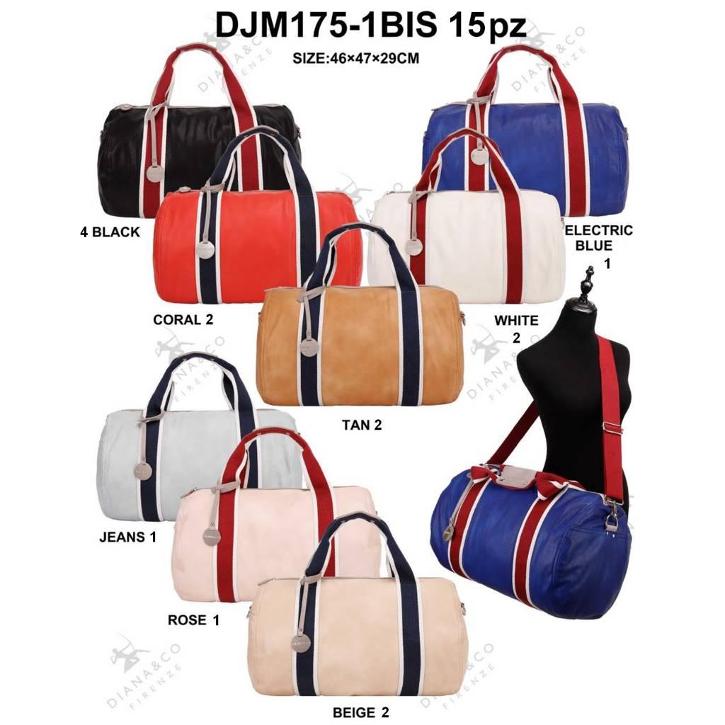 Diana&Co DJM175-1BIS Mixed Colors 15 pièces