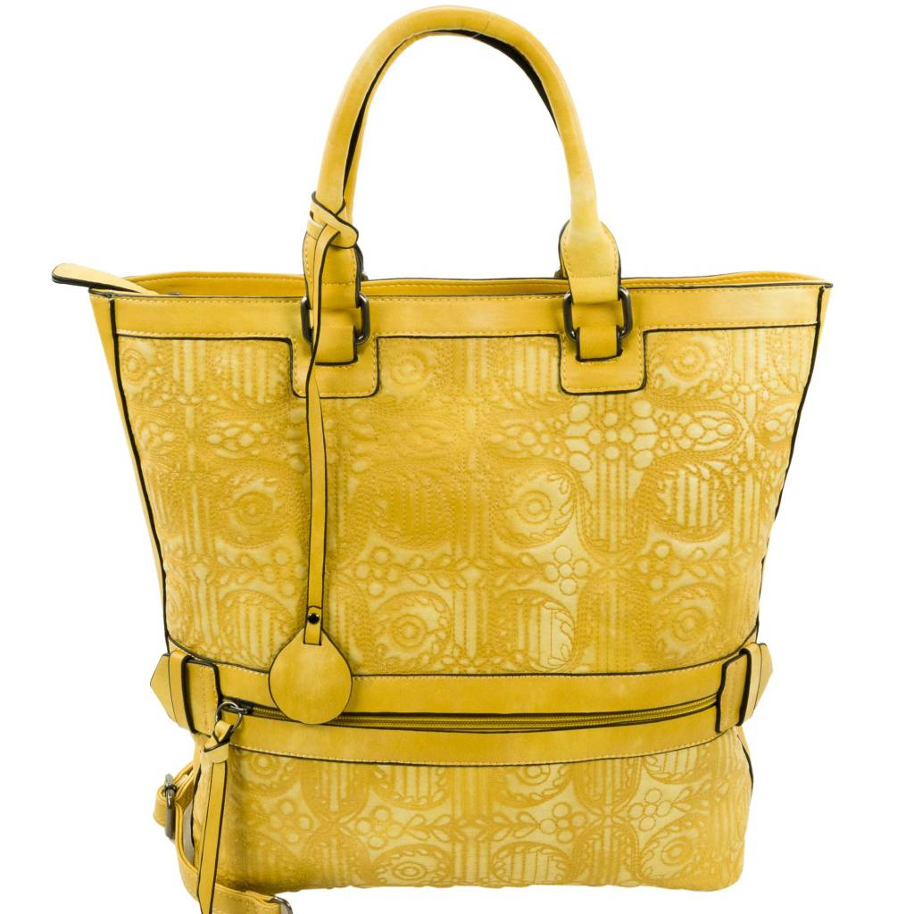 Chantal Moda 3013-1 Yellow