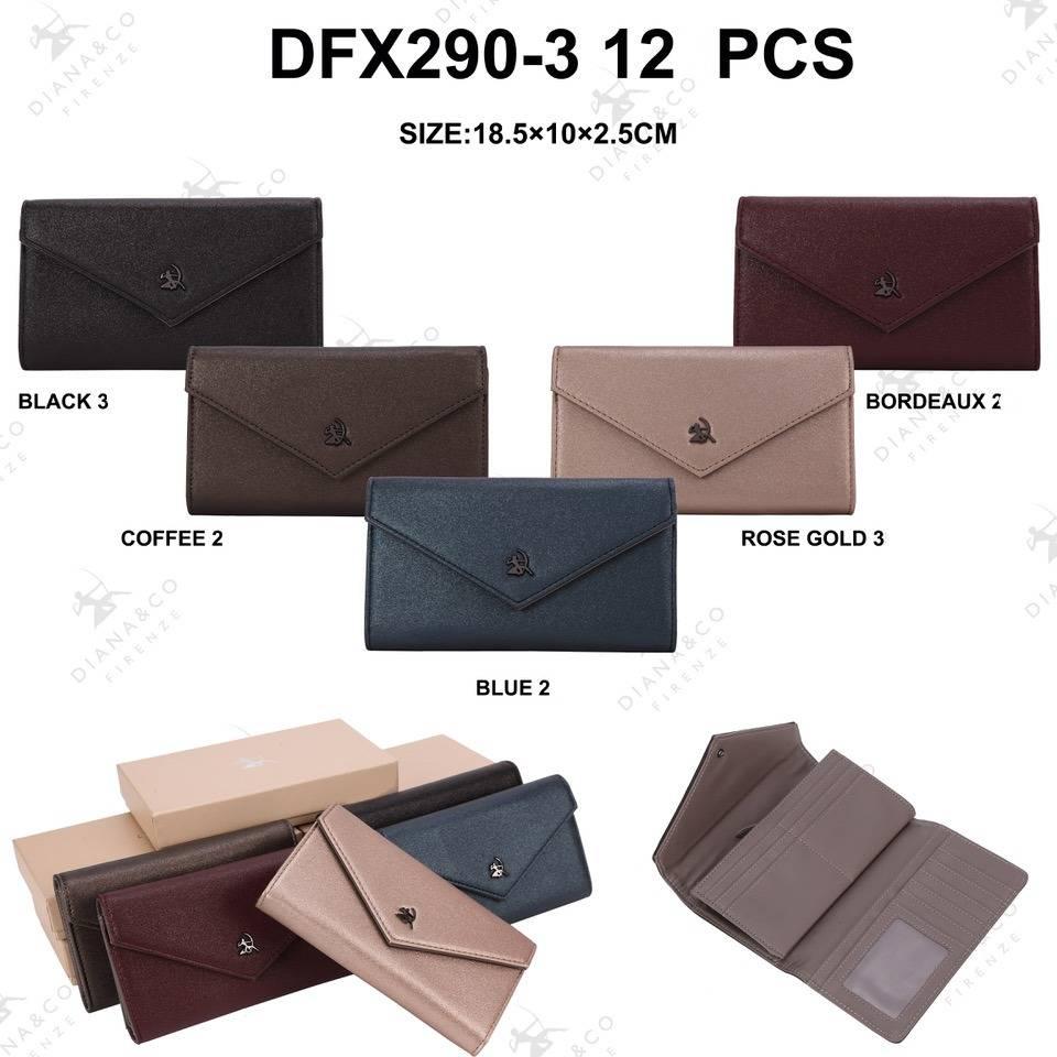 Diana&Co DFX290-3 Mixed colors 12 Stück