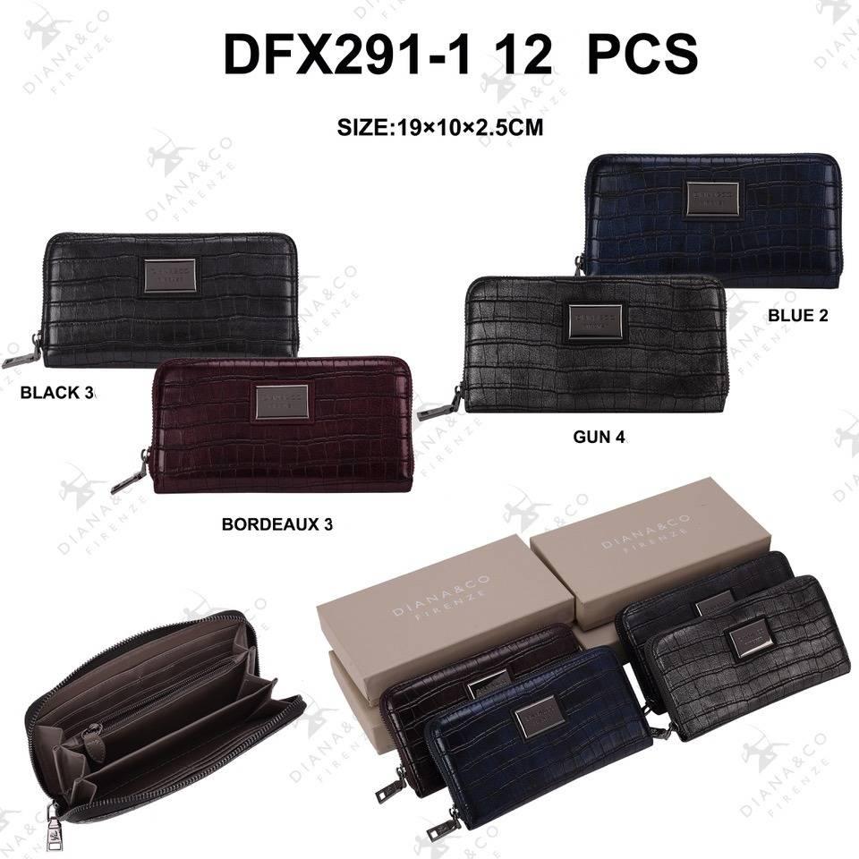 Diana&Co DFX291-1 Mixed colors 12 stuks
