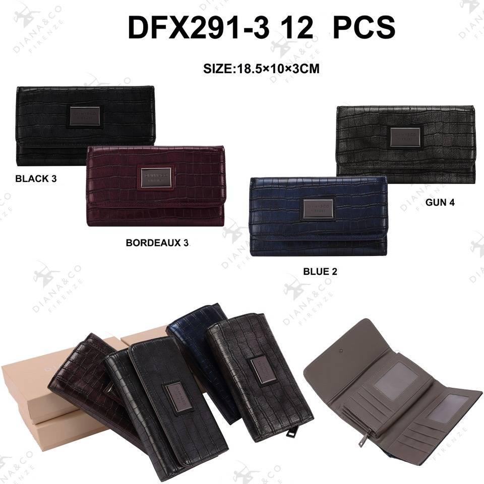 Diana&Co DFX291-3 Mixed colors 12 Stück