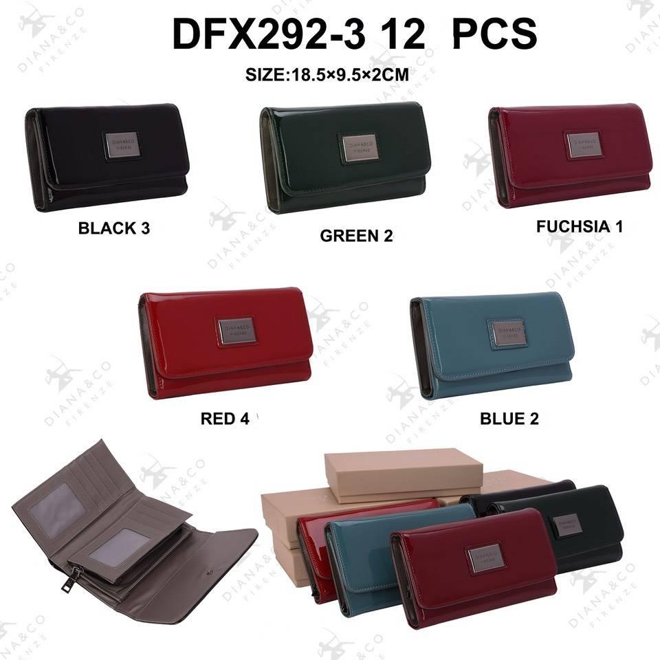 Diana&Co DFX292-3 Mixed colors 12 Stück