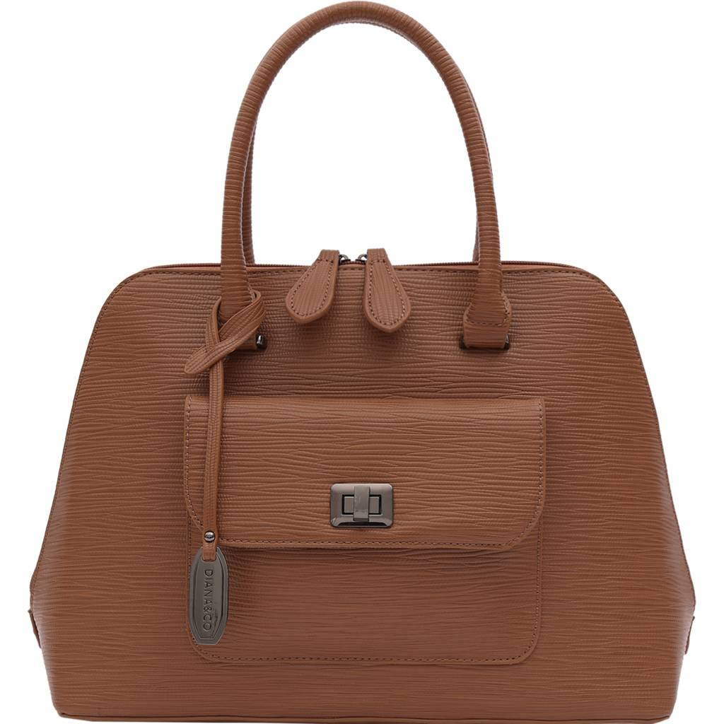 Diana&Co DCH267-2 Brown