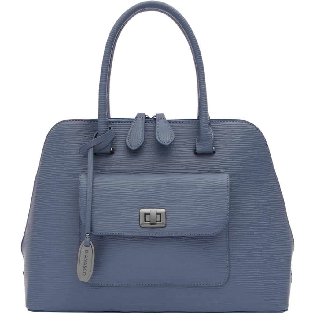 Diana&Co DCH267-2 Blue