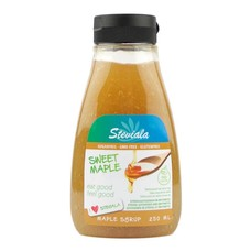 Steviala - Sweet Maple suikervrij stroop (250 ml)