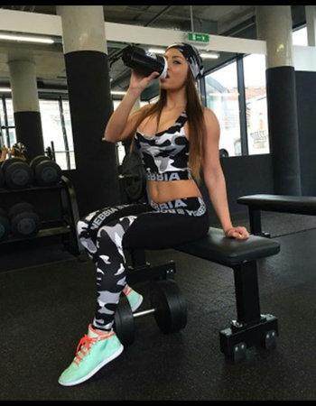 Sexy im Gym