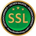 SSL Zertifikat Fitsidershop