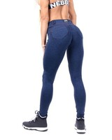 NEBBIA Bubble Butt Hose Blau